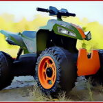 4×4 ATV Motorbikes for Kids